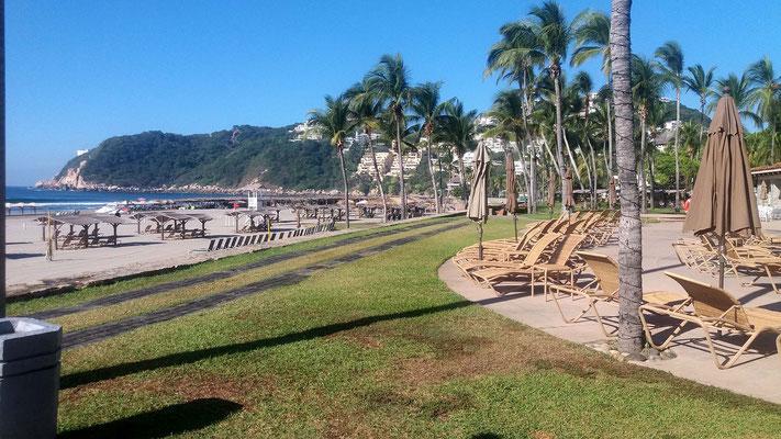 Playa de Hotel Mundo Imperial Acapulco