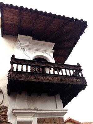 Balcon de Cusco