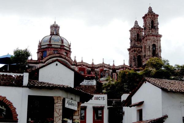 Atardece en Taxco