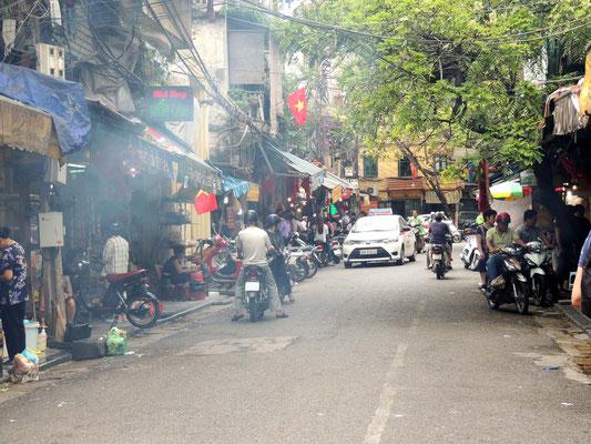 Calle de mercado