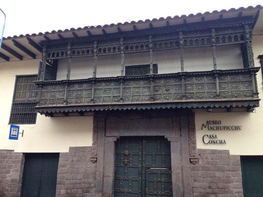 Balcon en Cusco
