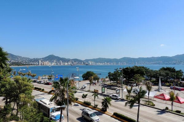 Acapulco desde fuerte San Diego