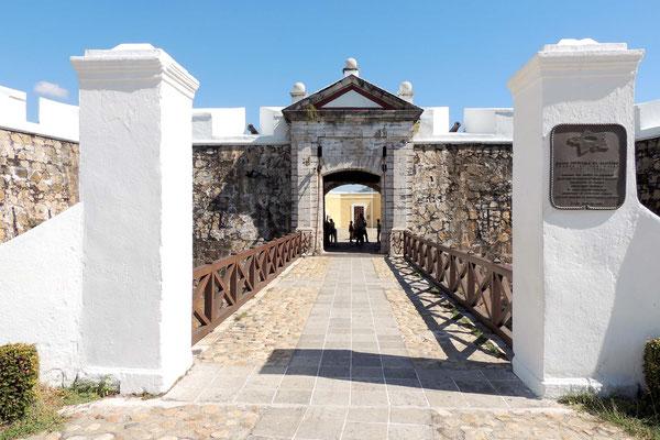 Puente Levadizo del Fuerte