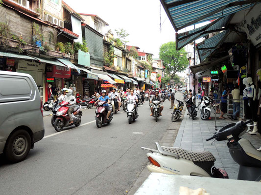 Que vienen las motos