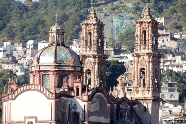 Campanarios de Santa Prisca