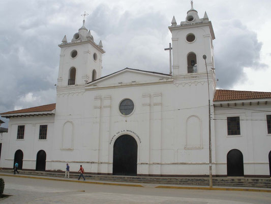 Catedral de Chachapoyas