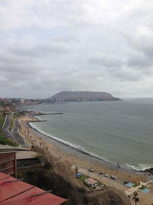 El Pacifico desde Miraflores