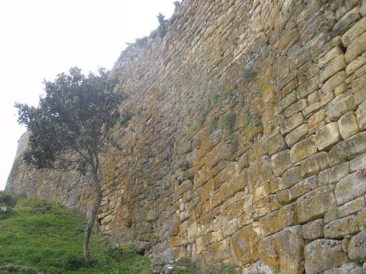 Muros de Kuelap