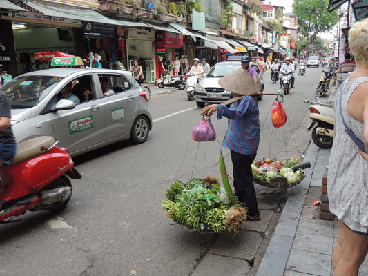 Verduras ambulantes
