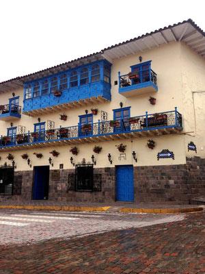 Casona Andaluza en Cusco