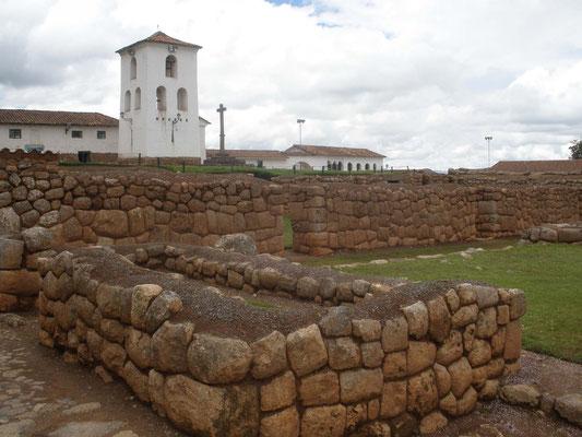 Muros de Chinchero