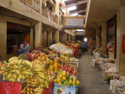 Mercado de Chachapoyas