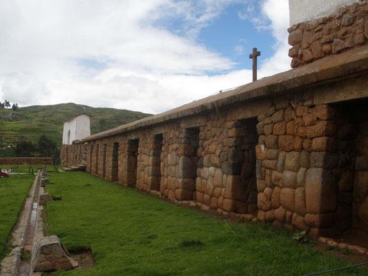 Muralla de Chinchero