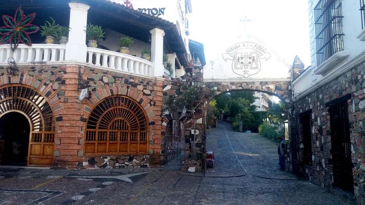 Posada de la Misión en Taxco