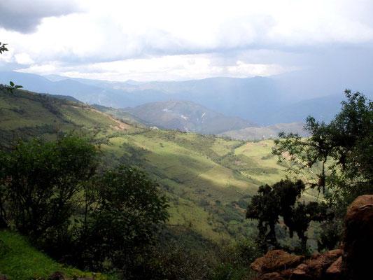Vista desde el cerro del Tigre