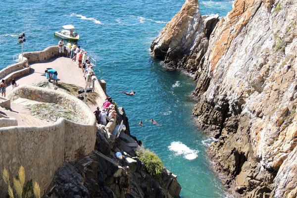 Salto de Clavadista