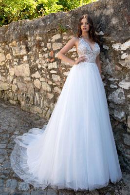 Brautkleid Brautmode 2022 Sancarda Hochzeitsmode Coburg Oberfranken