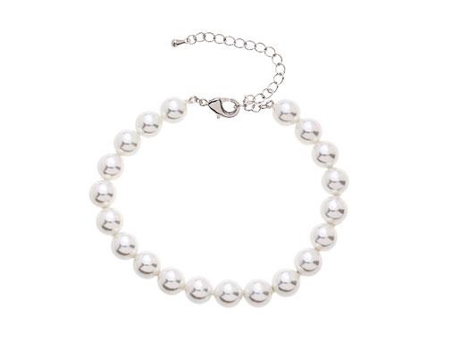 Brautschmuck Armband mit Perlen - Sancarda Hochzeitsmode Coburg