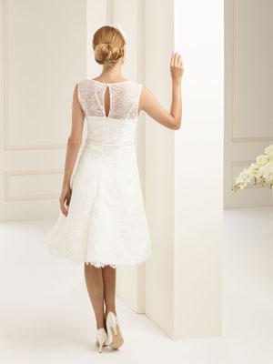 Vintage Brautkleid in 3/4 Länge