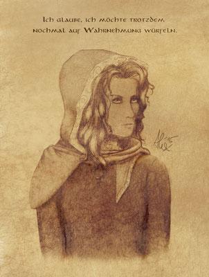 Nâfshari Porträt