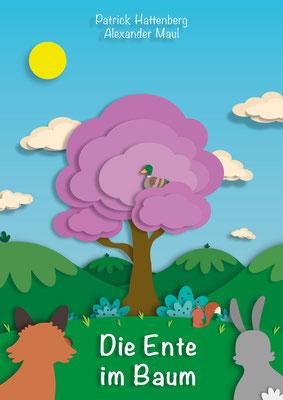 Die Ente im Baum