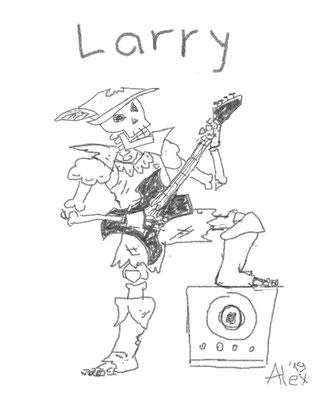 Larry - Neffe des Blutgottes, T'horé