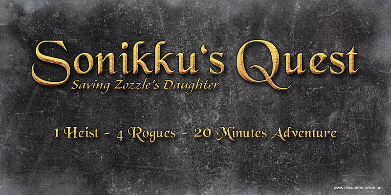 Sonikku's Quest (DLC für die Kampagne)