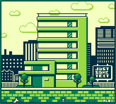 Pixel Building 2