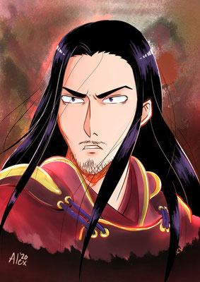Akito - selbstgekrönter Kaiser von Pajan