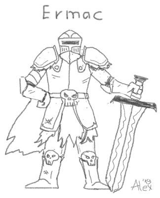 Ermac - Gefallener Ritter des Sonnenordens