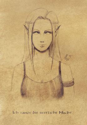 Tyleria Porträt