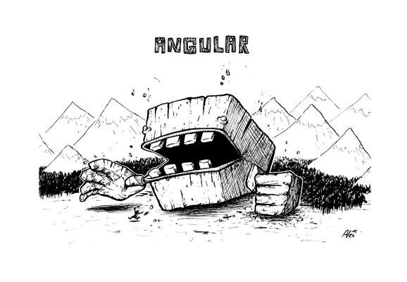 #angular