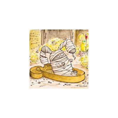 Mumien-Hase