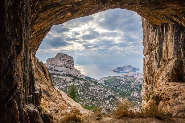Grotte de l'Ermite - Les Goudes