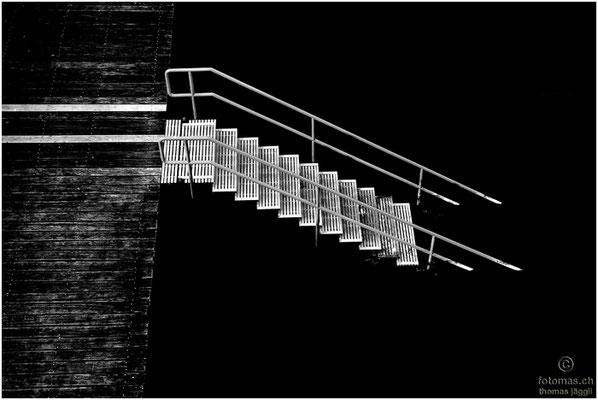 "Treppe (Bestes projiziertes SW Bild ""Architektur"" 2012)"