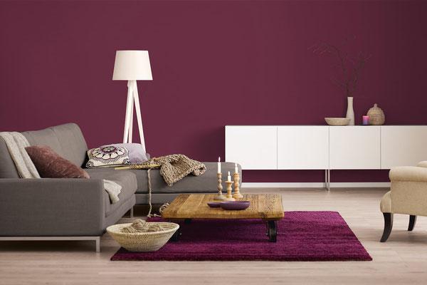 Trendfarben Report 2018 - Die Farben für Ihr Wohnzimmer ...