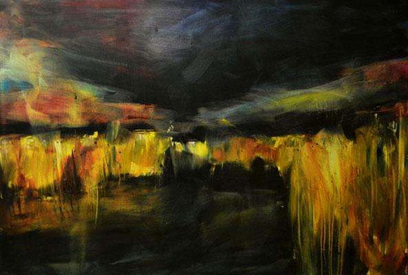 Öl auf Leinwand, 2015 120x100cm