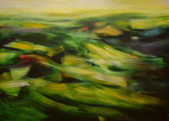 Öl auf Leinwand, 2014  100x140cm