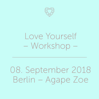 Agape Zoe September LOVE YOURSELF