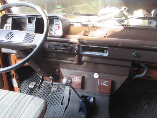 VW T3 Joker Camper Westfalia Schaltsack Bulli Bus