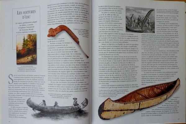 GERMAIN, Les coureurs des bois, 2003 (la Bibli du Canoe)