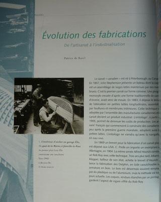 de RAVEL & de THOISY-DALLEM (sous), Canoës et kayaks, Musée National de la Marine, 2004 (la Bibli du Canoe)