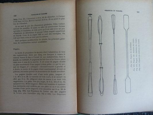 BIDAULT, Pirogues et pagaies, 1945 (la Bibli du Canoe)