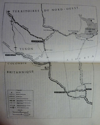 MALLEN, Victoire sur la Nahanni, Flammarion, 1955 (la Bibli du Canoe)