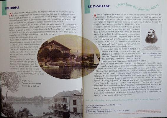 MUSEE FOURNAISE, Le canotage, 2000 (la Bibli du Canoe)