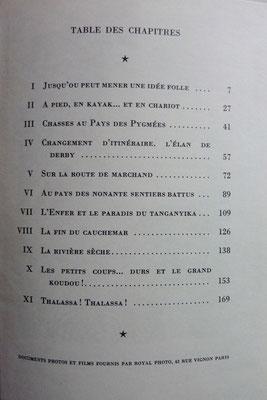 PATRY, En kayak du Gabon au Mozambique, GP, 1955 (la Bibli du Canoe)