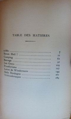 CHENU, Voyages du Pile ou Face, 1949 (la Bibli du Canoe)