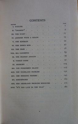 DUNNETT, Quest by Canoe Glasgow to Skye, Travel Book, 1950 ? (la Bibli du Canoe)