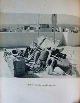 LINDEMANN, Seul sur l'océan, 1958 (la Bibli du Canoe)