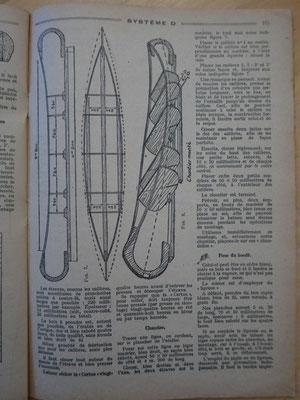 WILLIAMS, Comment construire un canoé, in Tout le Système D n° 18, 1947 (la Bibli du Canoë)